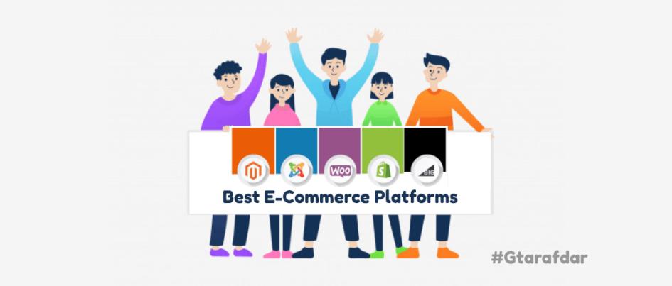 Best-E-Commerce-Platforms Featured Gtarafdar