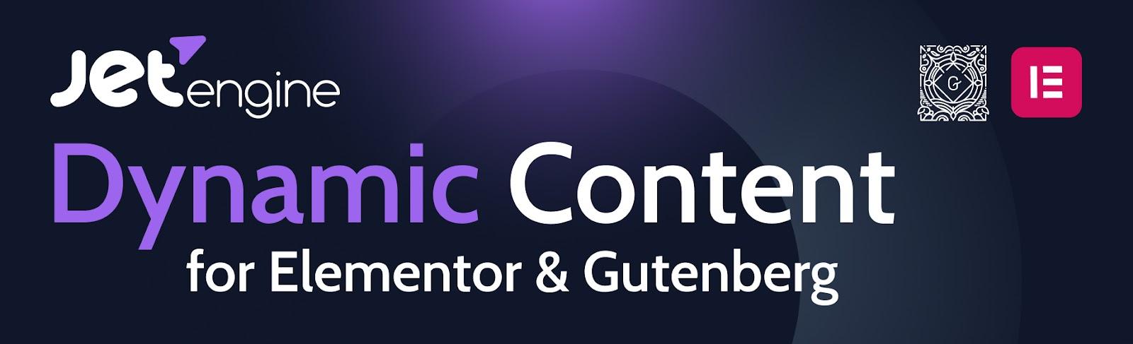 Crocoblock Jet Engine Dyanamic Content ForGutenberg - Gtarafdar